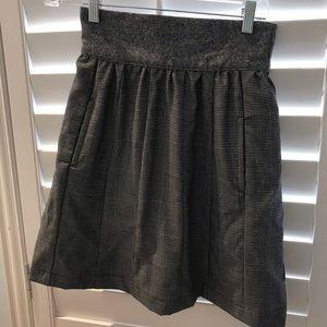 Butterfield Skirt : High Waisted